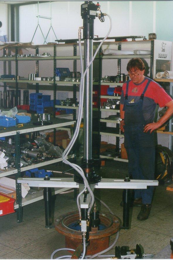 Переносной шлифовальный станок unigrind HTS 1200