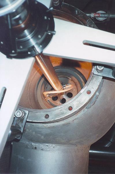 шлиф. обработка уплотнительной поверхности unigrind HTS