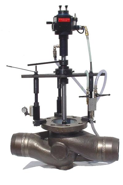 Переносной шлифовальный станок unigrind HTS 150