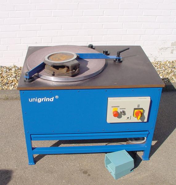Станок unigrind KSM с одним шлифовальным столом