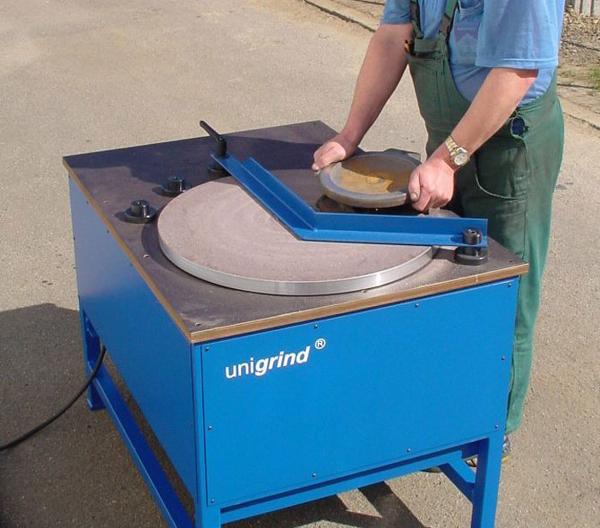 Обработка клина задвижки на станке unigrind KSM
