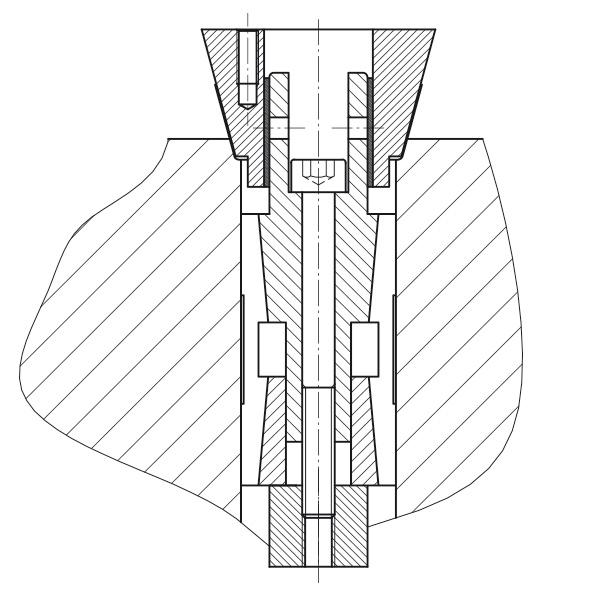 Фланцевое соединение Techlok