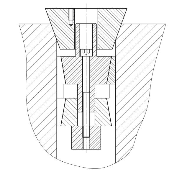 Фланцевое соединение Grayloc