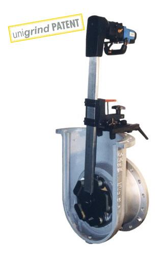 Высокооборотный шлифовальный станок unigrind SHS