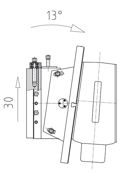 поверхности обработки наклонного стола unigrind SKD