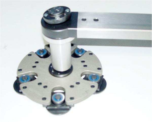 Обработка обратных клапанов unigrind SLIM