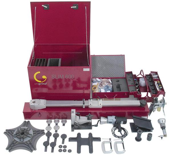 комплект поставки unigrind SLIM 600