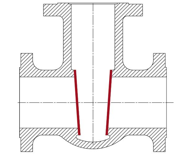 Обрабатываемые поверхности unigrind SLIM