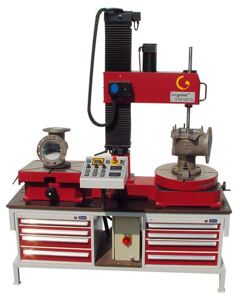Стационарный шлифовальный станок unigrind STM 500