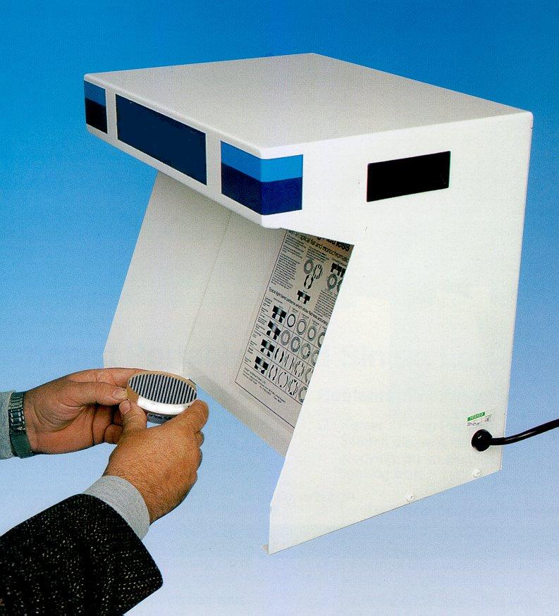 Интерференционный проверочный прибор